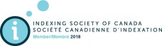 Indexing Society of Canada member